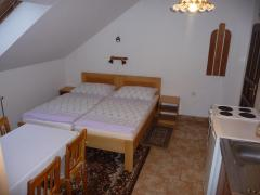 Malý apartmán - podkroví