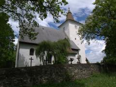 Mouřenec (St Moritz Church)